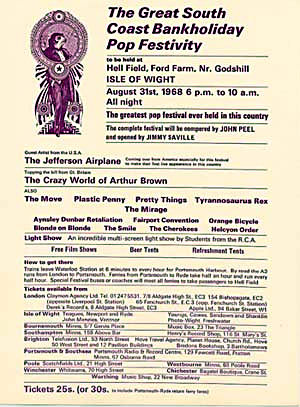 IOW Festival 1968
