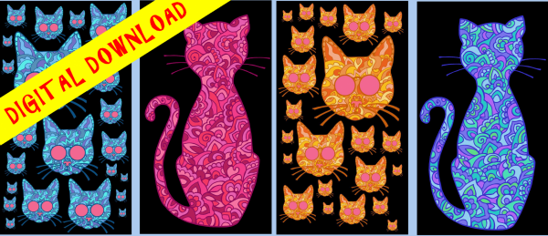 Cats Design for Cell/Mobile Phones