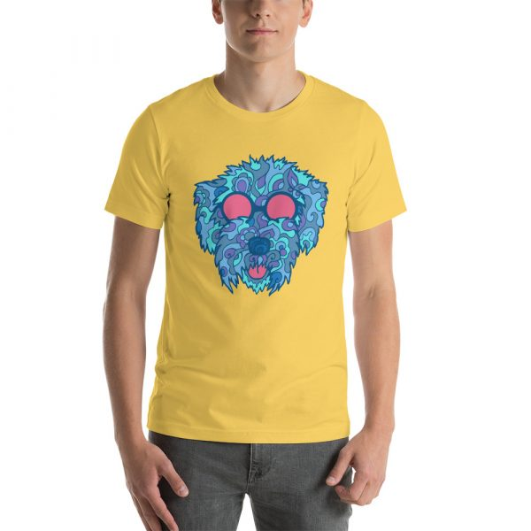 cockapoo t-shirt by time travellers